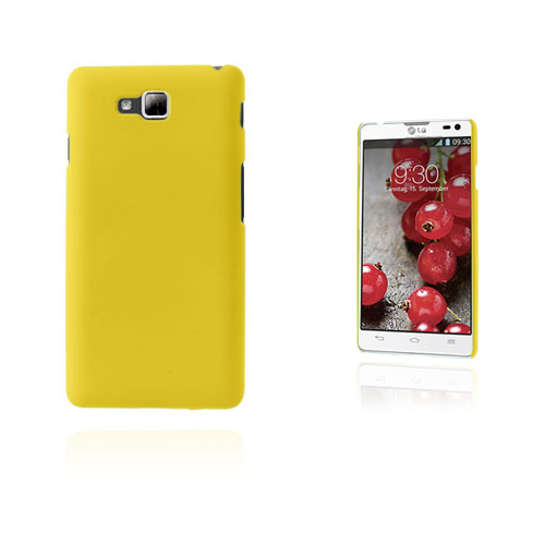 Hard Shell (Gul) LG Optimus L9 II Skal