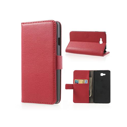 Wall Street (Röd) LG Optimus L9 II Läderfodral