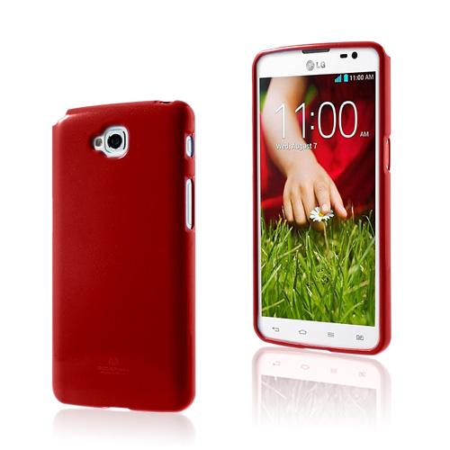 Glitter (Röd) LG G Pro Lite Skal