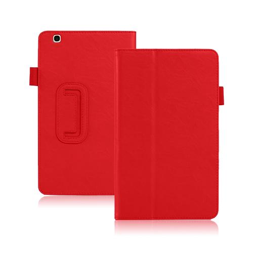 Business (Röd) LG G Pad 8.3 Läderfodral