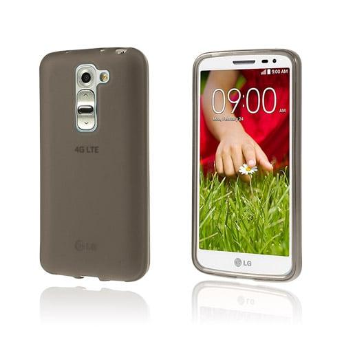 Soft Shell (Grå) LG G2 Mini Skal