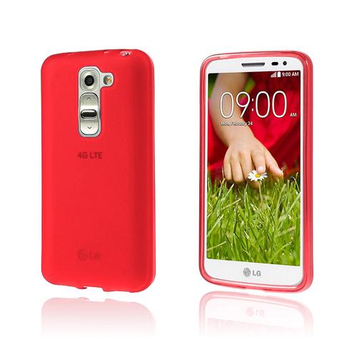 Soft Shell (Röd) LG G2 Mini Skal