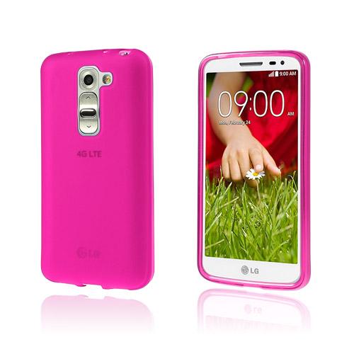 Soft Shell (Rosa) LG G2 Mini Skal