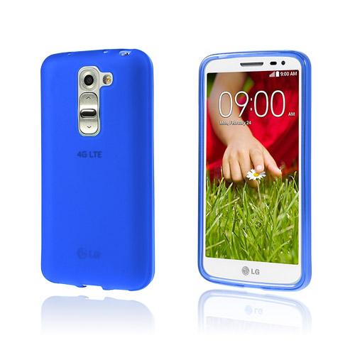 Soft Shell (Blå) LG G2 Mini Skal
