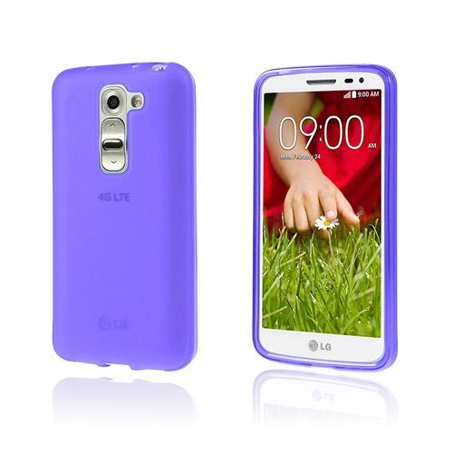 Soft Shell (Lila) LG G2 Mini Skal