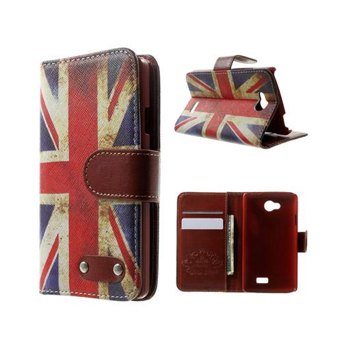 Hagerup LG F60 Fodral med Plånbok – Vintage UK Flaggaga