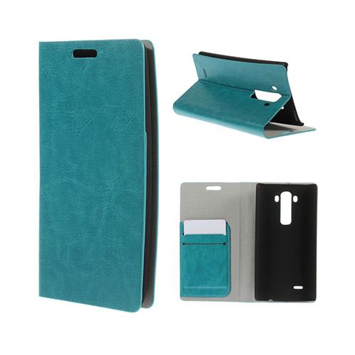 Mankell (Blå) LG G Flex2 Fodral med Plånbok