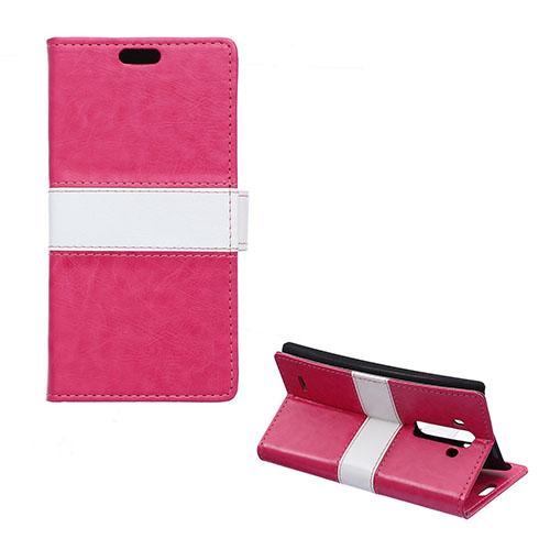 Lange LG G Flex 2 Fodral – Varm Rosa