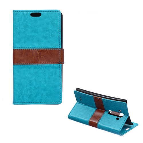 Lange LG G Flex 2 Fodral – Blå