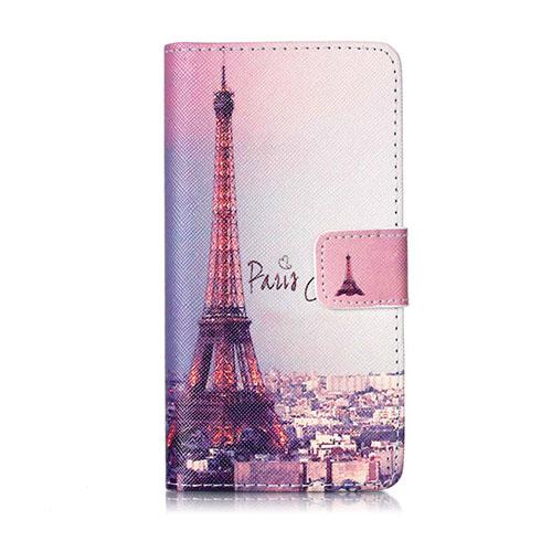 Moberg LG Spirit Läderfodral med Stativ – Eiffeltornet i Paris