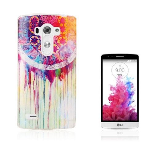 Westergaard LG G4s Skal – Akvarellfärg Drömfångare