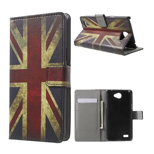 Moberg LG L Bello II Fodral – Vintage Brittiska Flaggan