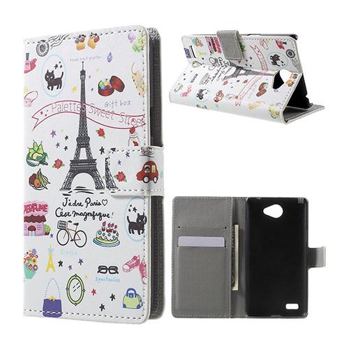 Moberg LG L Bello II Fodral – Eiffeltornet och Godis