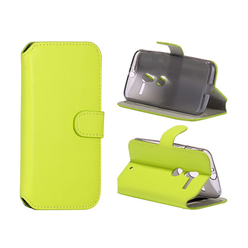 Alpha (Grön) Motorola Moto X Läderfodral