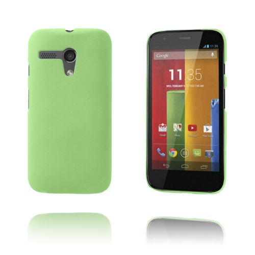 Hard Shell (Grön) Motorola Moto G Skal