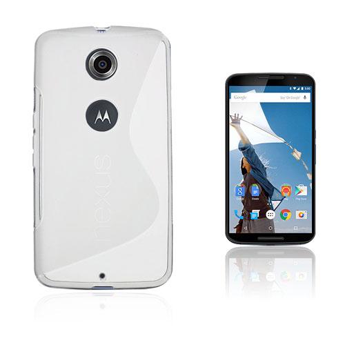 Lagerlöf (Grå) Motorola Nexus 6 Skal