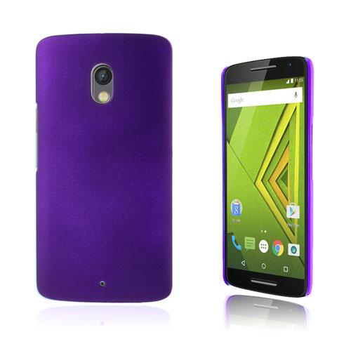 Christensen Motorola Moto X Play Skal – Lila