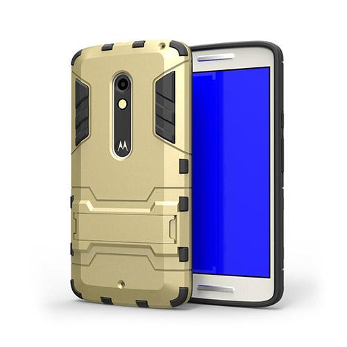 Frederiksson Motorola Moto X Play Skal – Guld