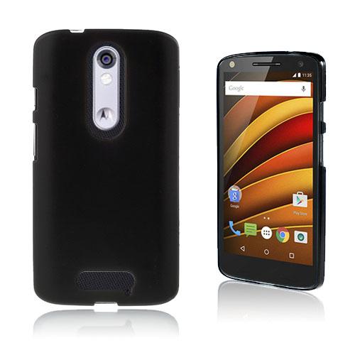 Wulff Motorola Moto X Force Skal – Svart