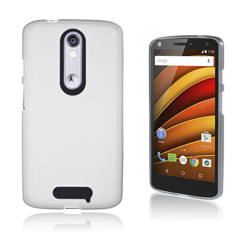 Wulff Motorola Moto X Force Skal – Grå