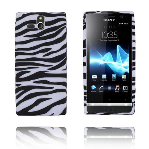 Symphony (Zebra) Sony Xperia U Skal