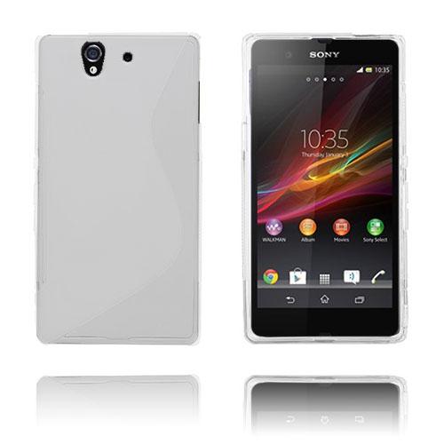 S-Line (Transparent) Sony Xperia Z Skal