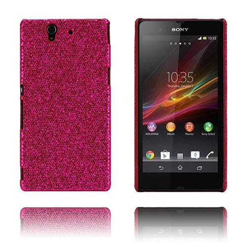Glitter 2 (Rosa) Sony Xperia Z Skal