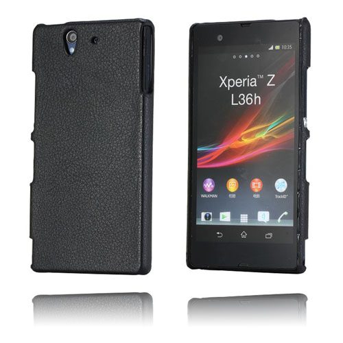 Denver (Svart) Sony Xperia Z Skal