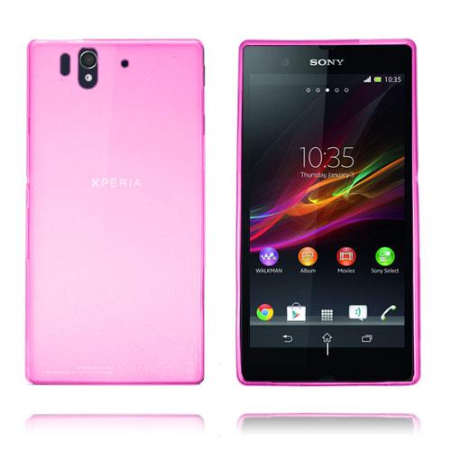 UltraSkin (Rosa) Sony Xperia Z Skal