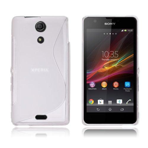 S-Line (Transparent) Sony Xperia ZR Skal
