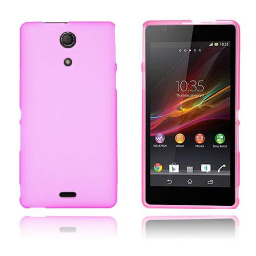 Alpha (Rosa) Sony Xperia ZR Skal