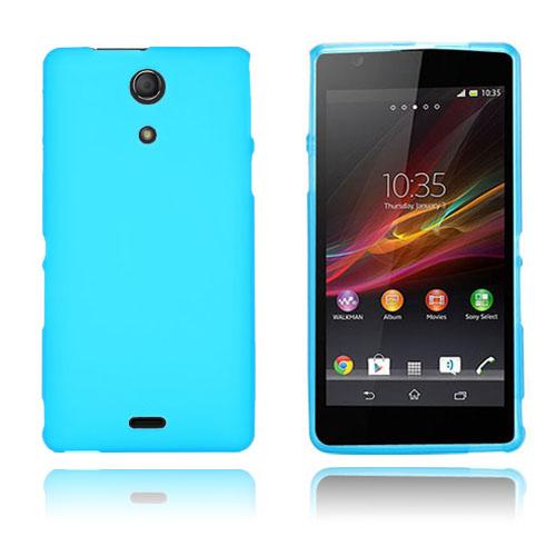 Alpha (Ljusblå) Sony Xperia ZR Skal