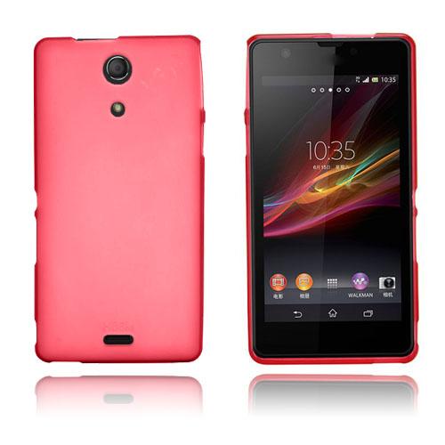Alpha (Röd) Sony Xperia ZR Skal