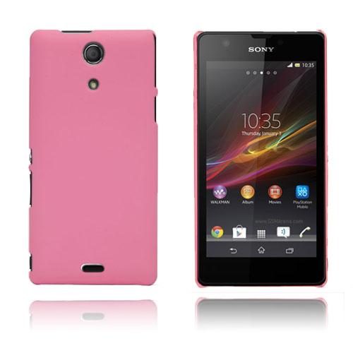 Lent (Rosa) Sony Xperia ZR Skal