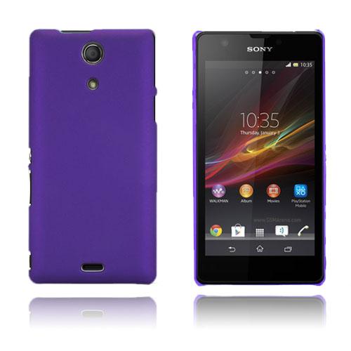 Lent (Lila) Sony Xperia ZR Skal