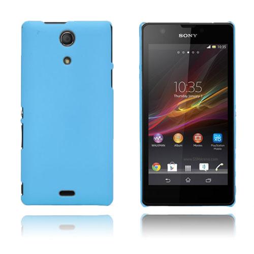 Lent (Ljusblå) Sony Xperia ZR Skal