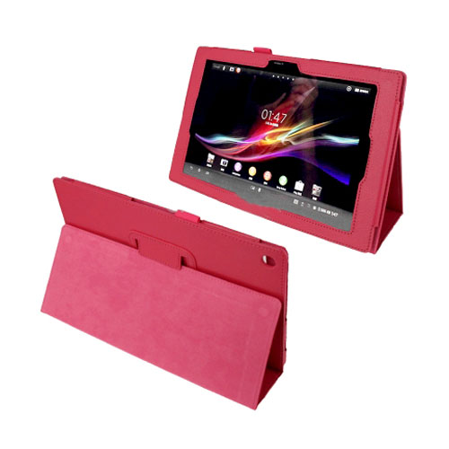Simple (Het Rosa) Sony Xperia Tablet Z 10.1 Läderfodral