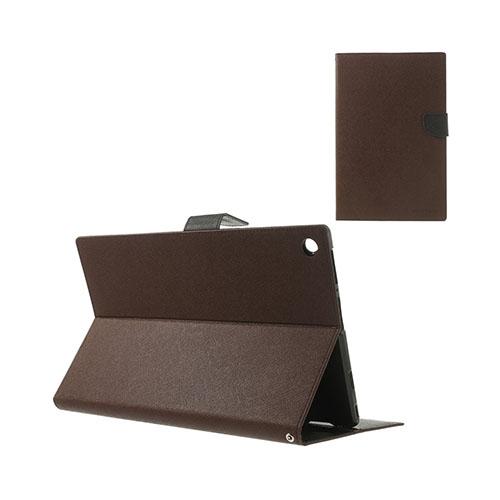 Mercury (Brun) Sony Xperia Tablet Z Läderfodral
