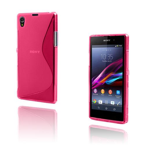 S-Line (Rosa) Sony Xperia Z1 Skal