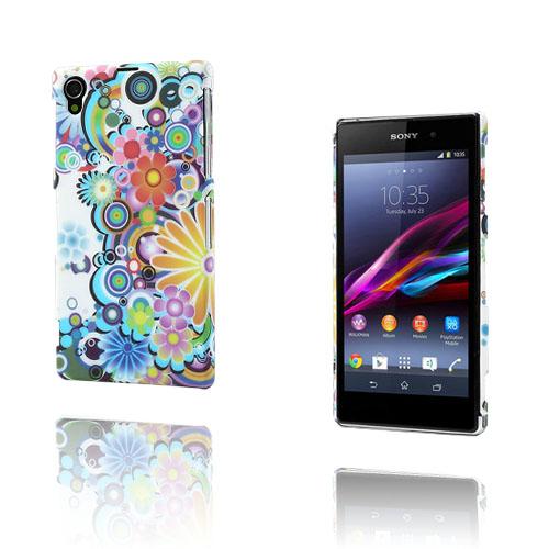 Valentine (Flower Power) Sony Xperia Z1 Skal
