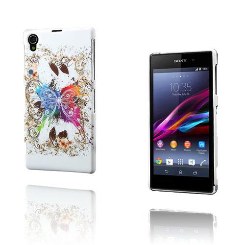 Valentine (Stor Fjäril) Sony Xperia Z1 Skal