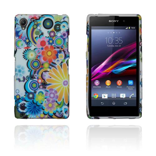 Symphony (Flower Power) Sony Xperia Z1 Skal