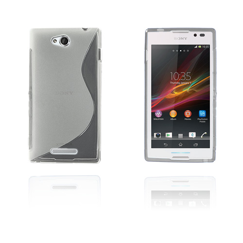 S-Line (Transparent) Sony Xperia C Skal