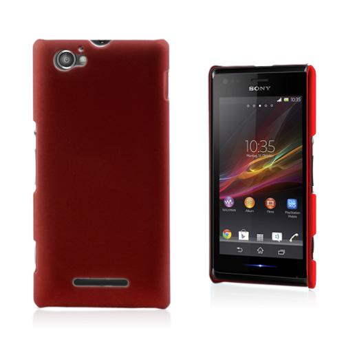 Christensen (Röd) Sony Xperia M Skal