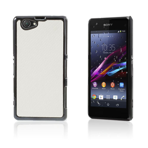 Steen Sony Xperia Z1 Compact Skal – Hvit