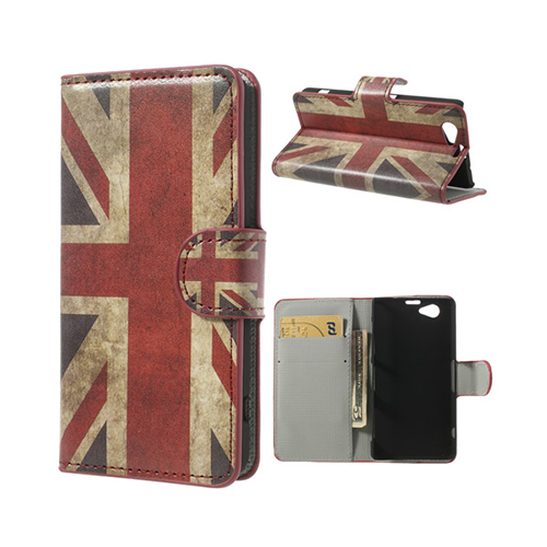 Festival (Union Jack) Sony Xperia Z1 Compact Fodral