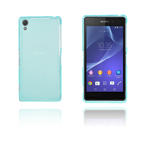 GelCase (Blå) Sony Xperia Z2 Skal