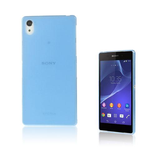 Hard Shell (Blå) Sony Xperia Z2 Skal
