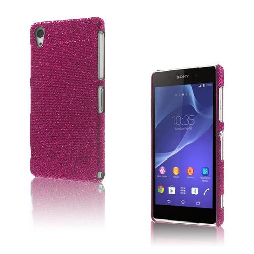 Glitter (Rosa) Sony Xperia Z2 Skal