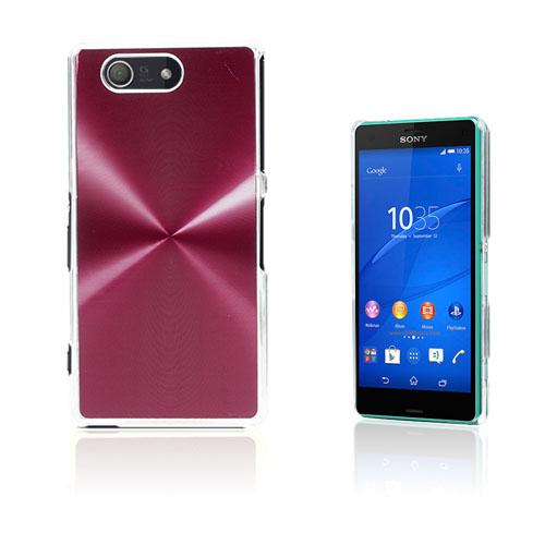 Grooves Sony Xperia Z3 Compact Skal – Röd